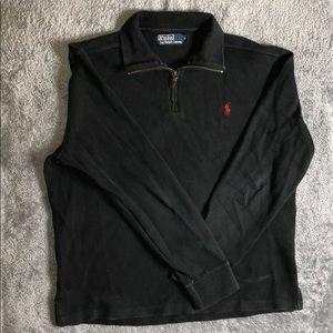 Polo by Ralph Lauren Sweaters - Medium Polo by Ralph Lauren Black Sweater